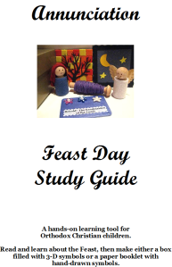 Annunciation Study Guide cover
